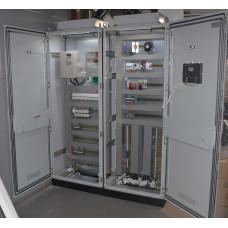 Шкаф управления климатом производства BAC-G