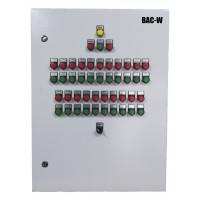 Шкаф управления дросселирующими клапанами